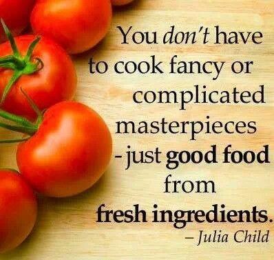 good food fresh ingreidents